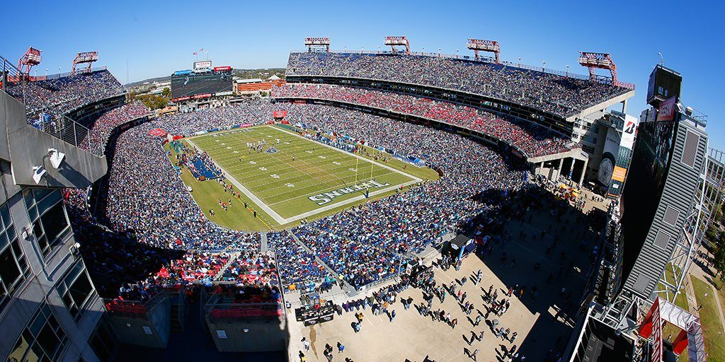 Survivor at Every Stadium: Tennessee Titans