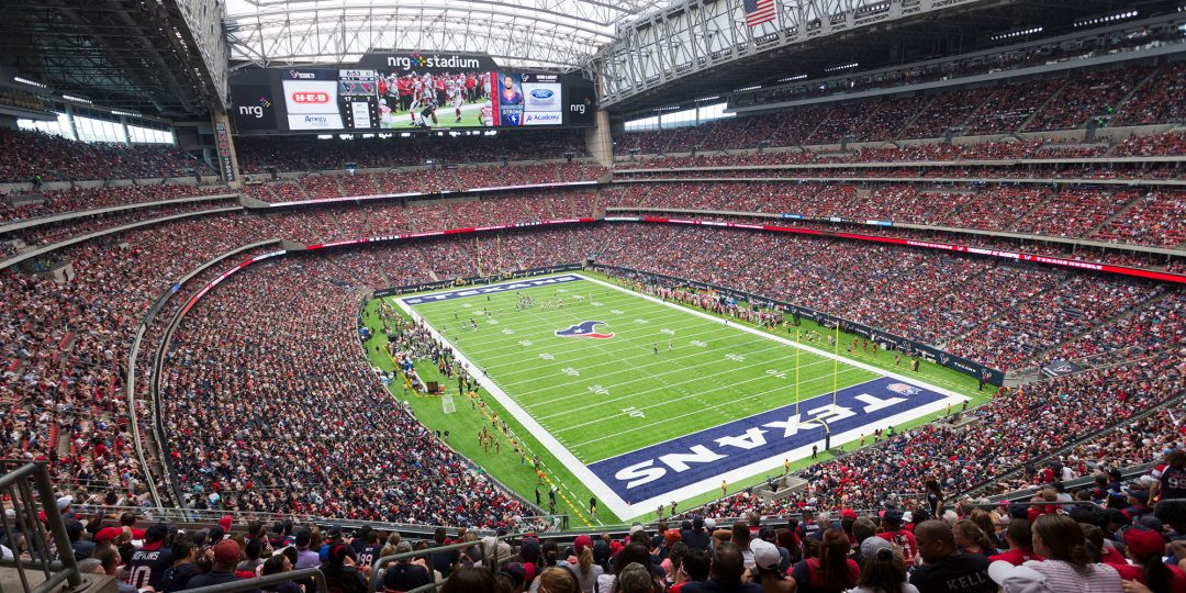 Survivor at Every Stadium: Houston Texans #AFCWildcardGame