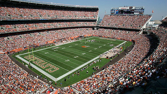 A Survivor at Every Stadium: Cleveland Browns