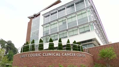 University of Virginia Couric Cancer Center