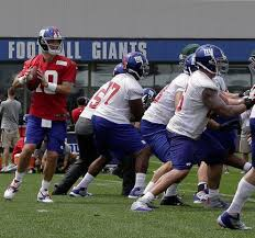 NY Giants Training Camp