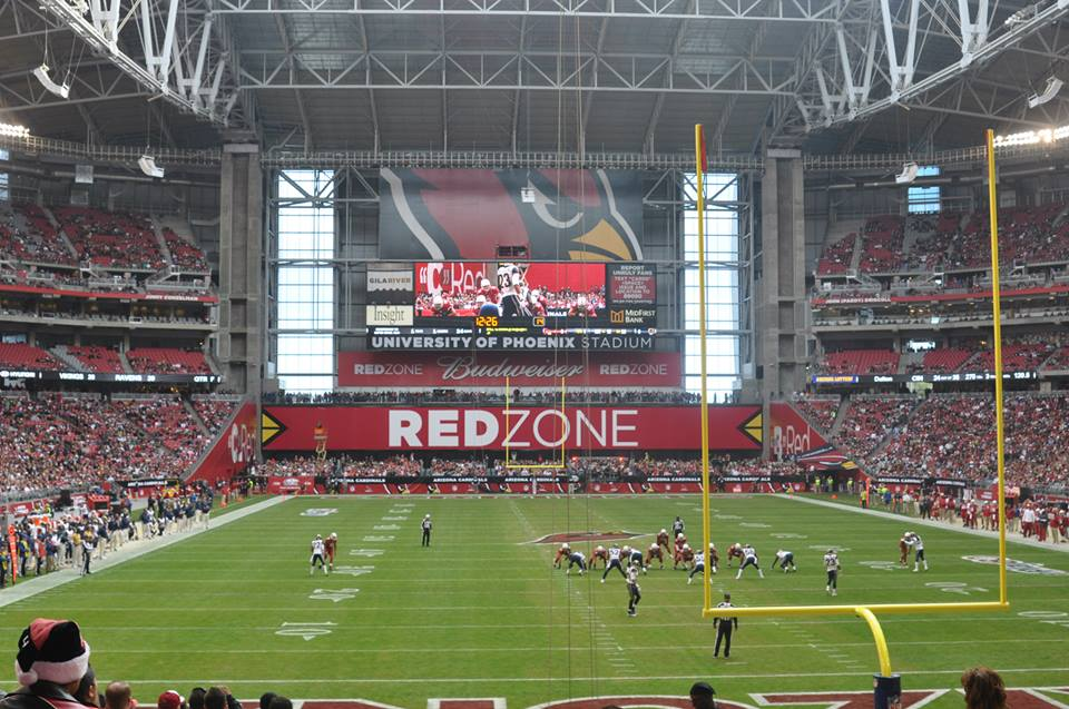 A Survivor at Every Stadium: Arizona Cardinals
