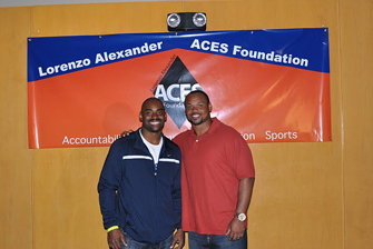 Aces Foundation Event at Lucky Strike in Washington D.C.