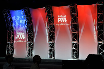 2010 National PTA Conference in Memphis, Tenn.