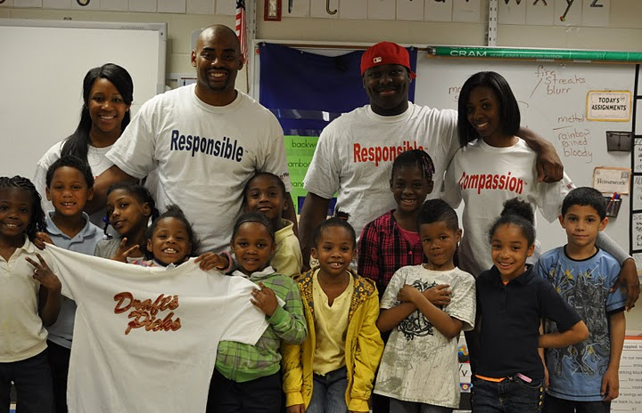 Tackling Literacy Atlanta: Bethune Elementary
