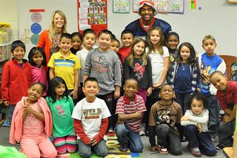Tackling Literacy Atlanta: Norcross Elementary
