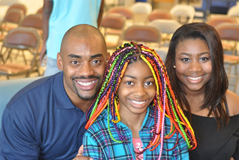 Parents as Partners Workshop Teen Mixer