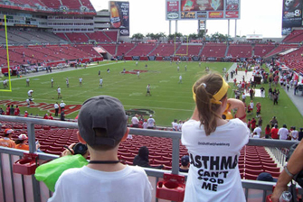 2008 St. Louis Rams Asthma Team Game Visits