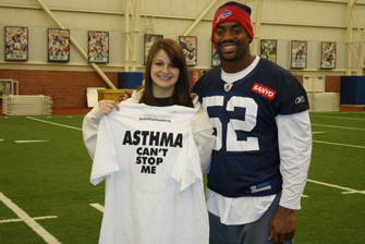 2009 Buffalo Bills Asthma Team