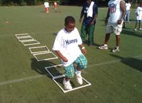 Draft Family Fitness Day Atlanta - 2009