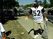 Fox Sports Net/St. Louis Rams All Access - Chris Draft Community Trash Pickup