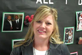 Literacy Leaders: Ms. Anderson
