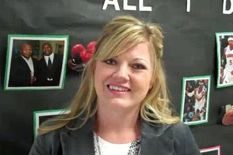 Literacy Leaders: Ms. Anderson