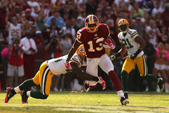 Redskins Anthony Armstrong: Asthma Can't Stop Me