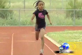 Asthma Can't Stop 8-Year-Old Jaxin Woodward